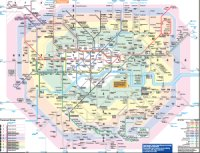 Zone Londra Cartina.Mappe E Cartine Di Londra Mappalondra It